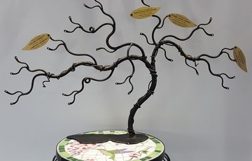 Remember Me Tree Sculptures