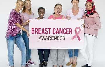Breast Cancer story sharing