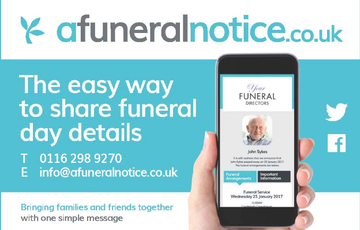 A Funeral Notice