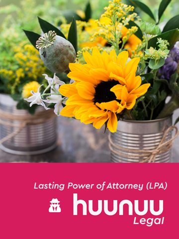 Legal Power of Attorney (LPA)