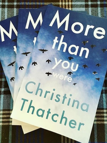 More than you were - Poetry Collection